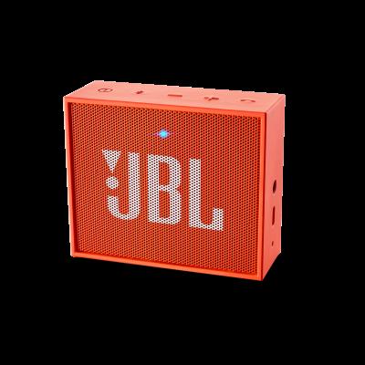 JBL GO Bluetooth zvočnik - Oranžna