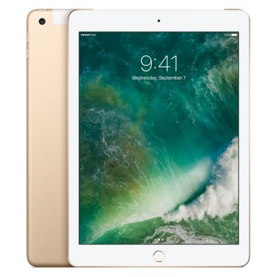 Apple 9.7-inch iPad 5 Cellular 128GB - Gold