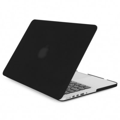 Tucano Nido Hard Shell case for MacBook Pro 15 Retina - Black