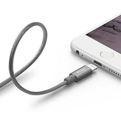 ELAGO Alu Lightning Cable - Dark Gray