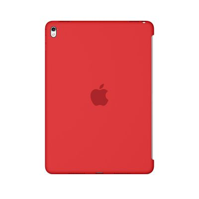 """Apple Silicone Case for 9.7"""" iPad Pro - (PRODUCT)RED"""
