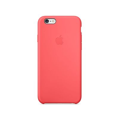 iPhone 6 Silicone Case - Pink
