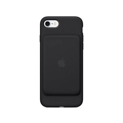 Apple - iPhone 7 Smart Battery Case - Black