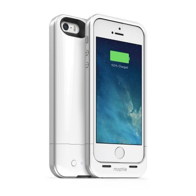 Mophie Juice Pack Air Battery Case za iPhone 4/4s - bela