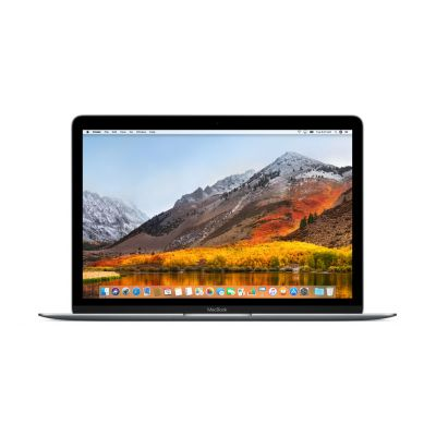 MacBook:256 GB Space Gray