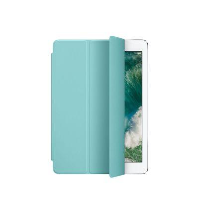 Apple - Smart Cover for 9.7-inch iPad Pro - Sea Blue