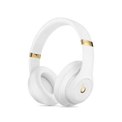 Beats by Dr. Dre - Studio3 Wireless Over-Ear Headphones - White