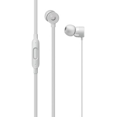Beats urBeats3 Earphones with Lightning Connector - Matte Silver