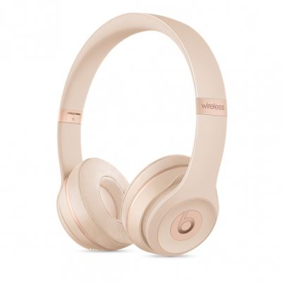 Beats - Solo3 Wireless - Matte Gold