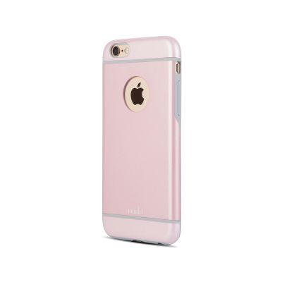 Moshi iGlaze Case for iPhone 6 - Carnation Pink