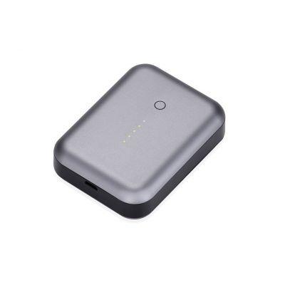 Just Mobile - Gum++ Portable USB Power Pack (6000mAh) - Grey