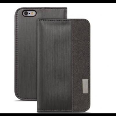 Moshi Overture ovitek za iPhone 6 - Steel Black