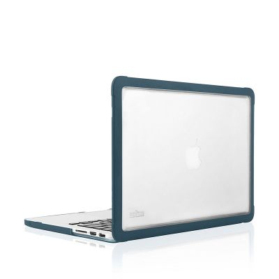 STM Dux Rugged Case for MacBook Pro 13 - moroccan blue