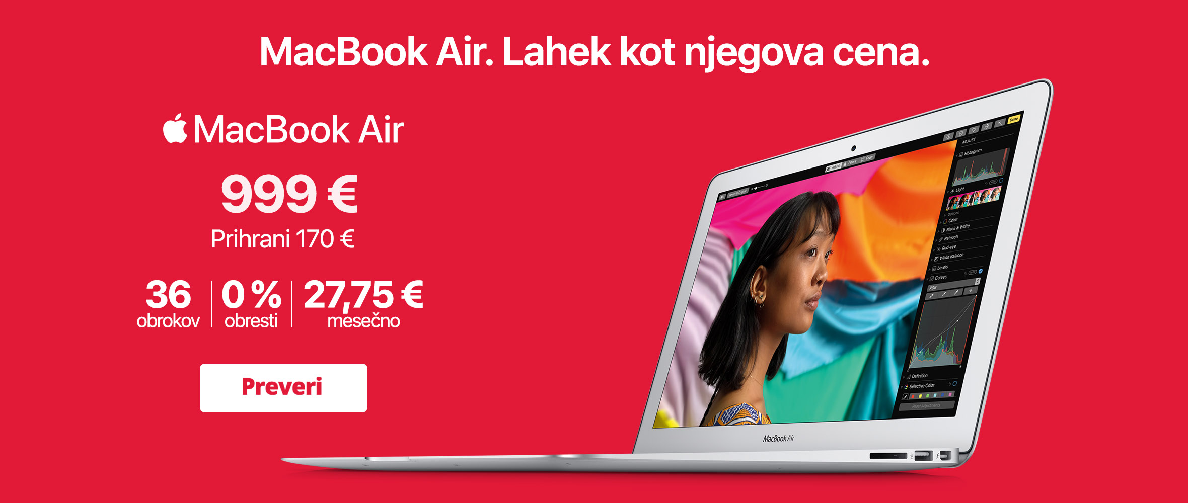SI - MacBook Air 999