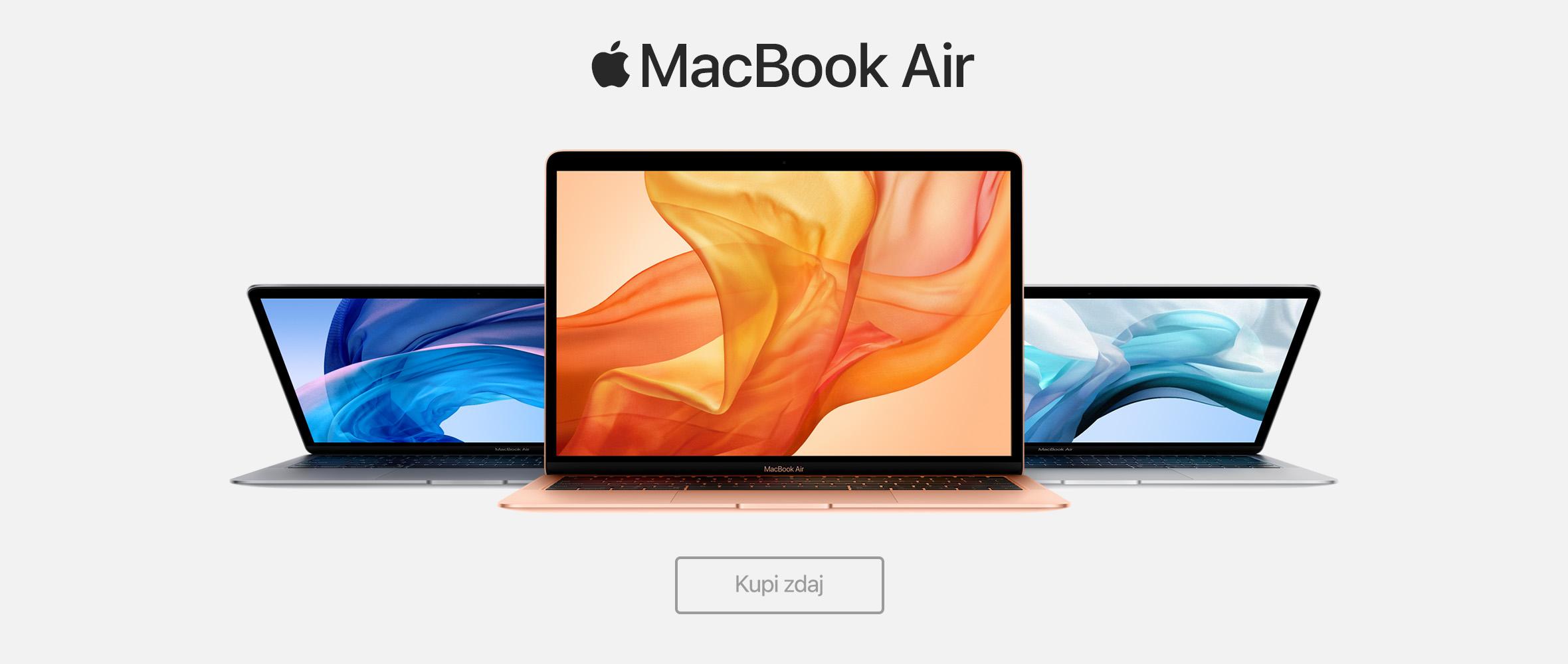 SI - MacBook Air 2018
