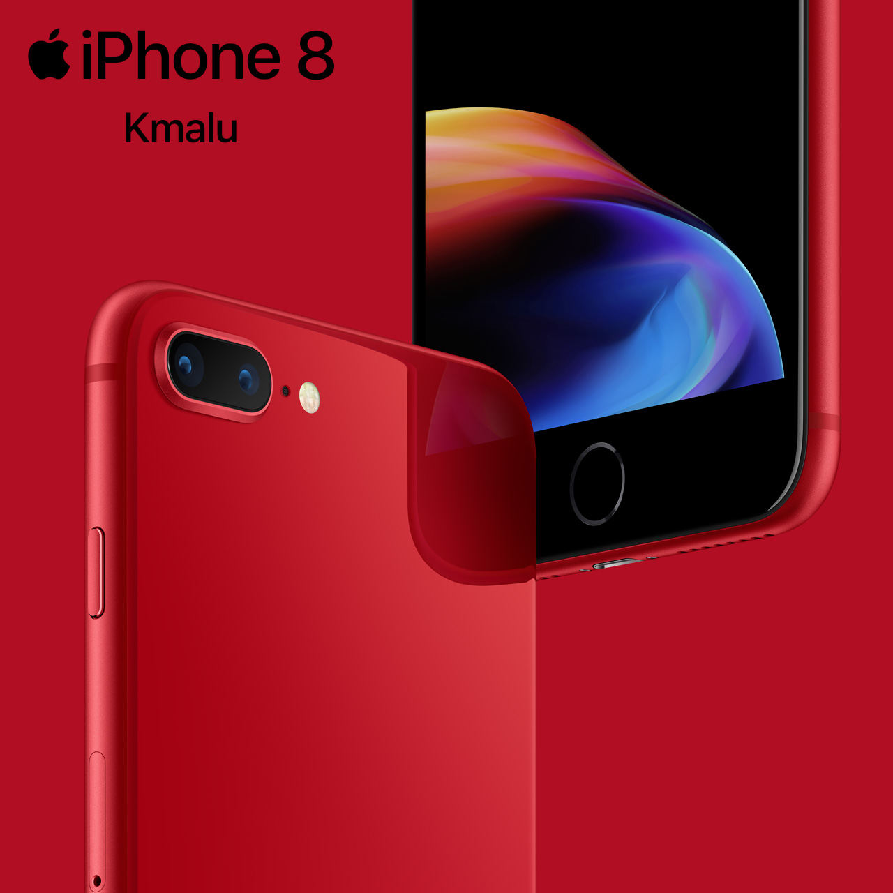 SI - iPhone 8 (PRODUCT)RED