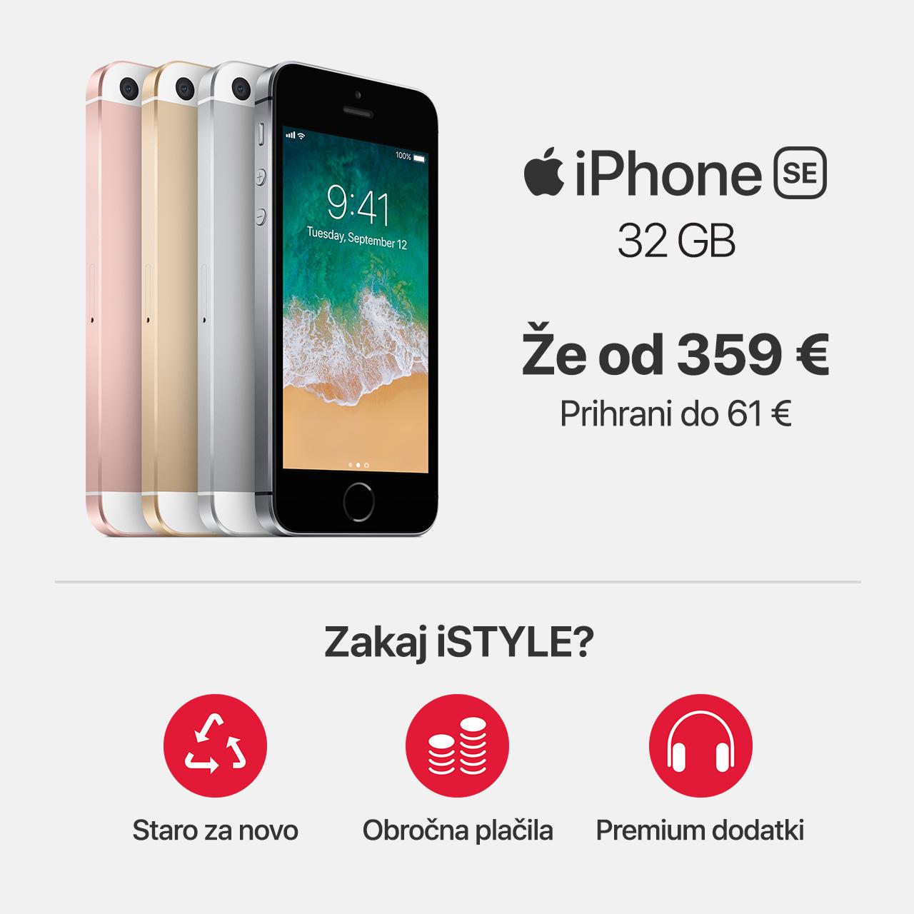 SI - iPhone SE