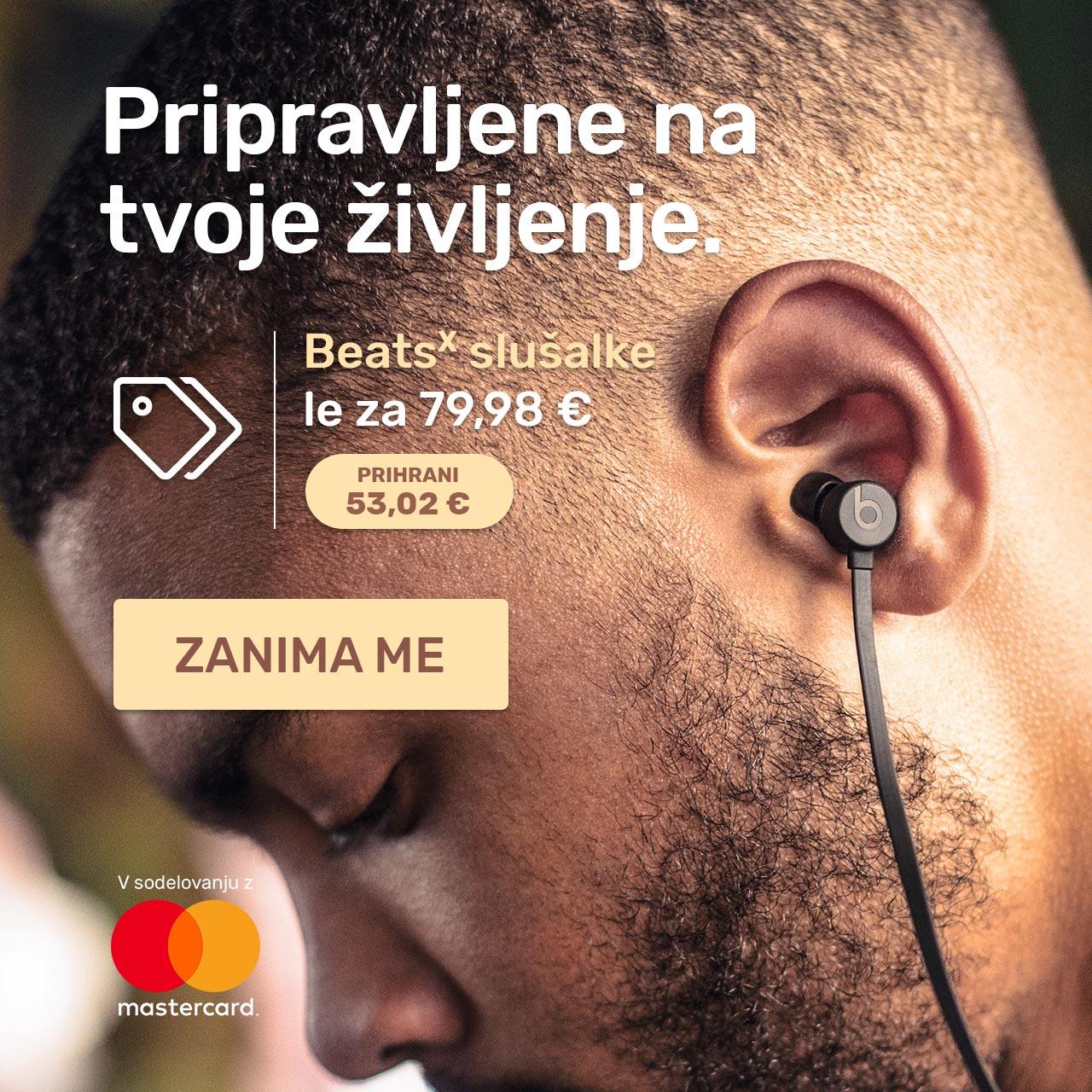 SI - BeatsX