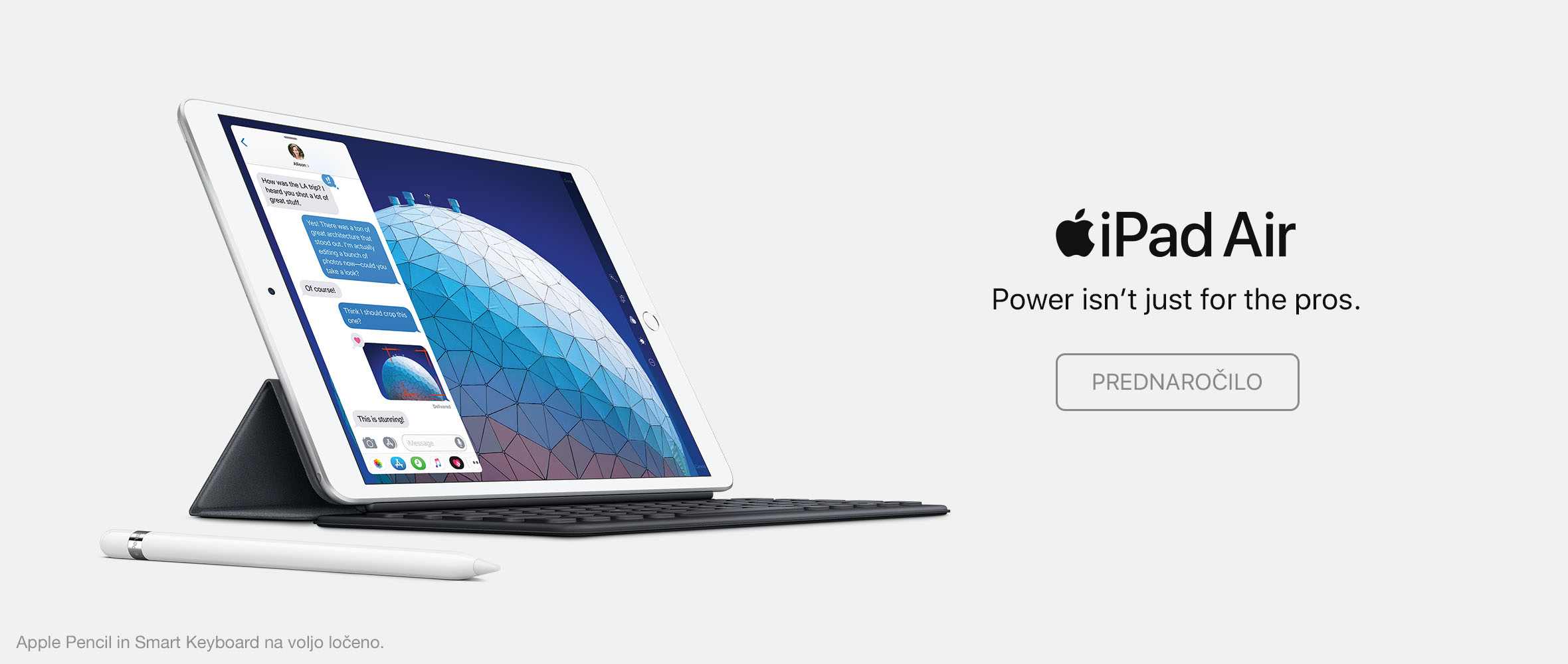 SI - NPI iPad Air