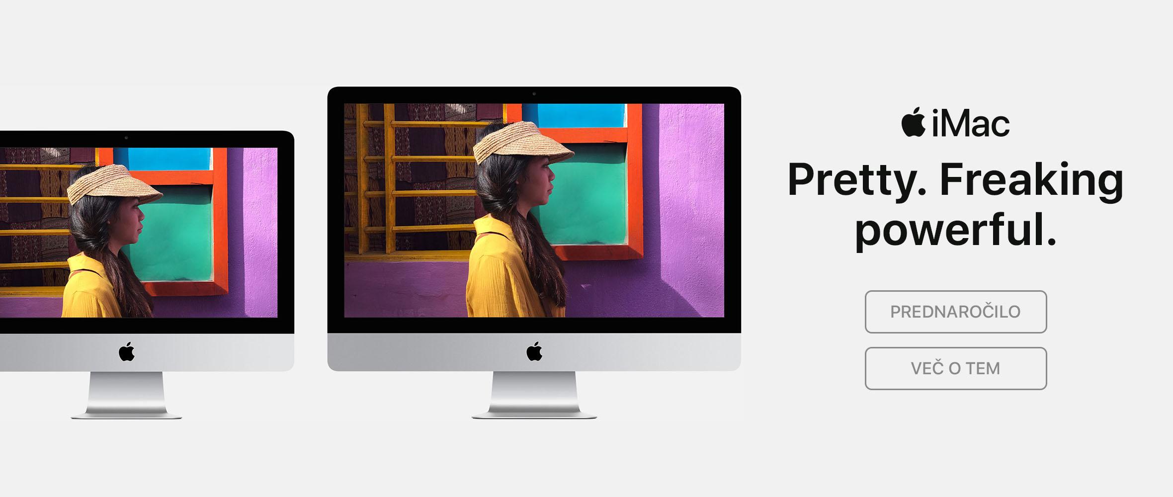 SI - NPI iMac
