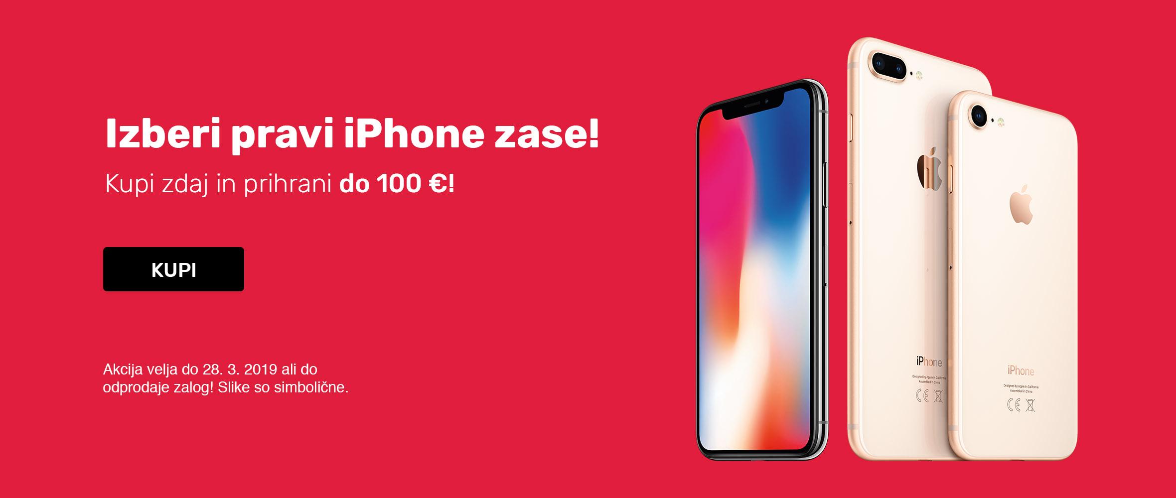SI - Izberi pravi iPhone zase