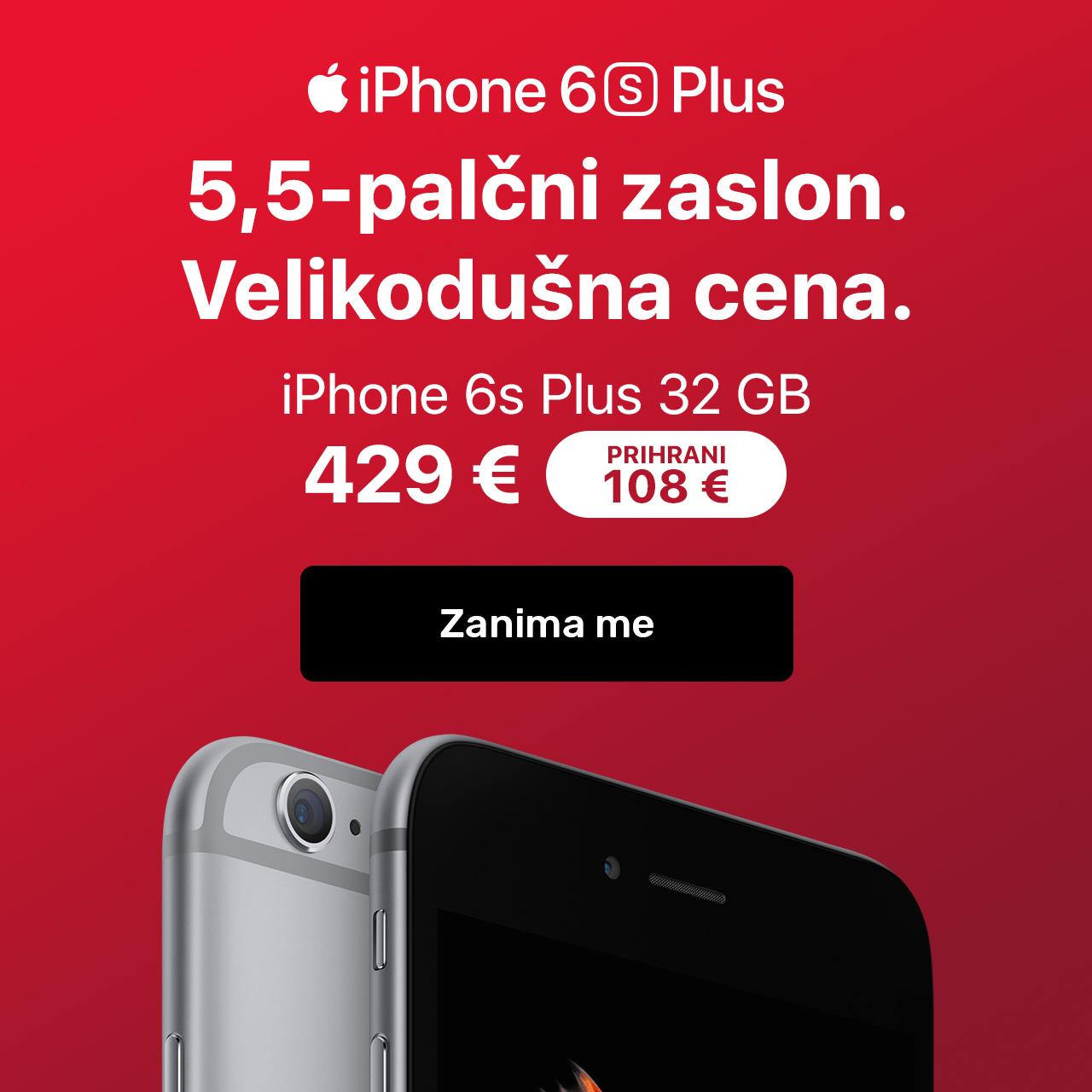 SI - iPhone 6s Plus