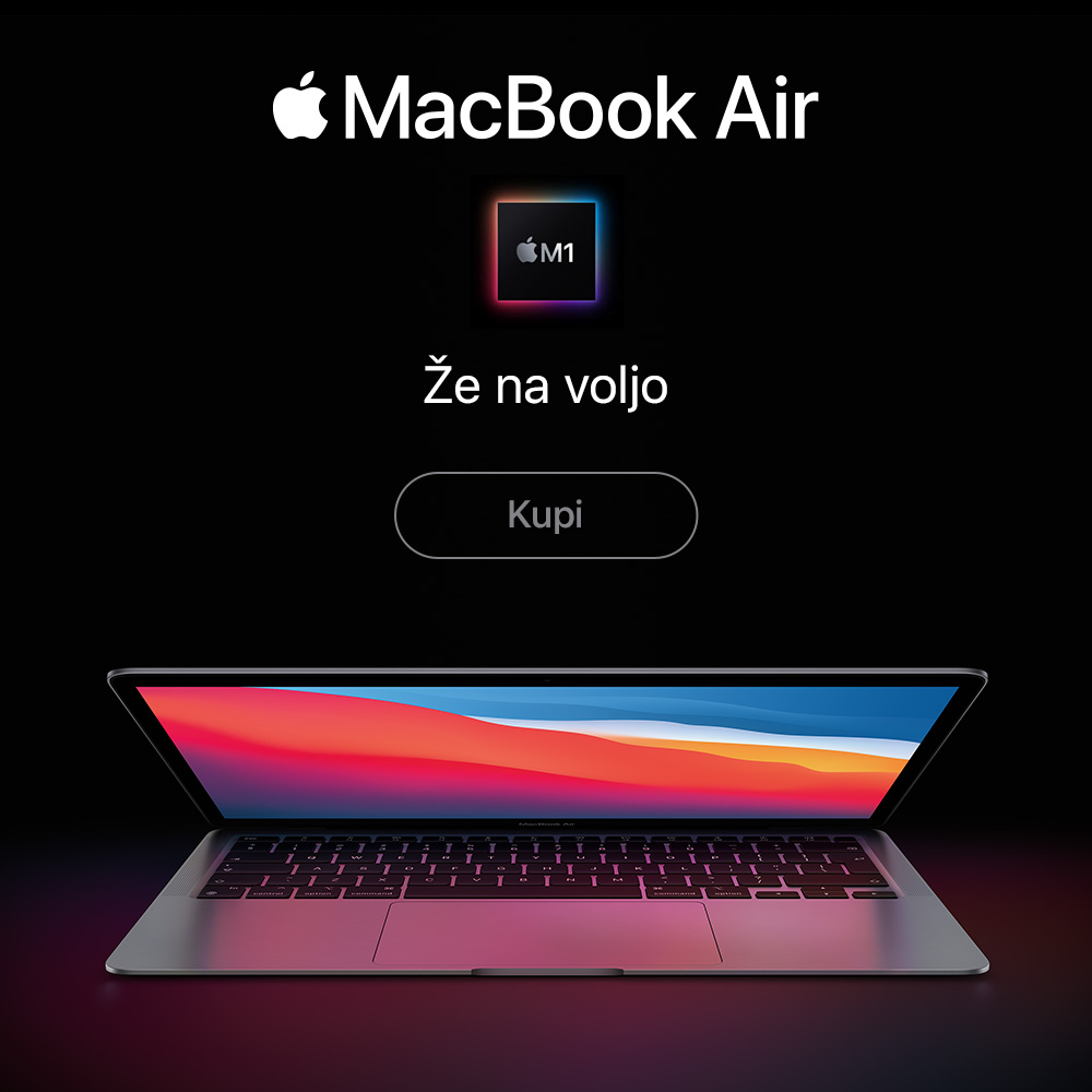 Novi MacBook Air