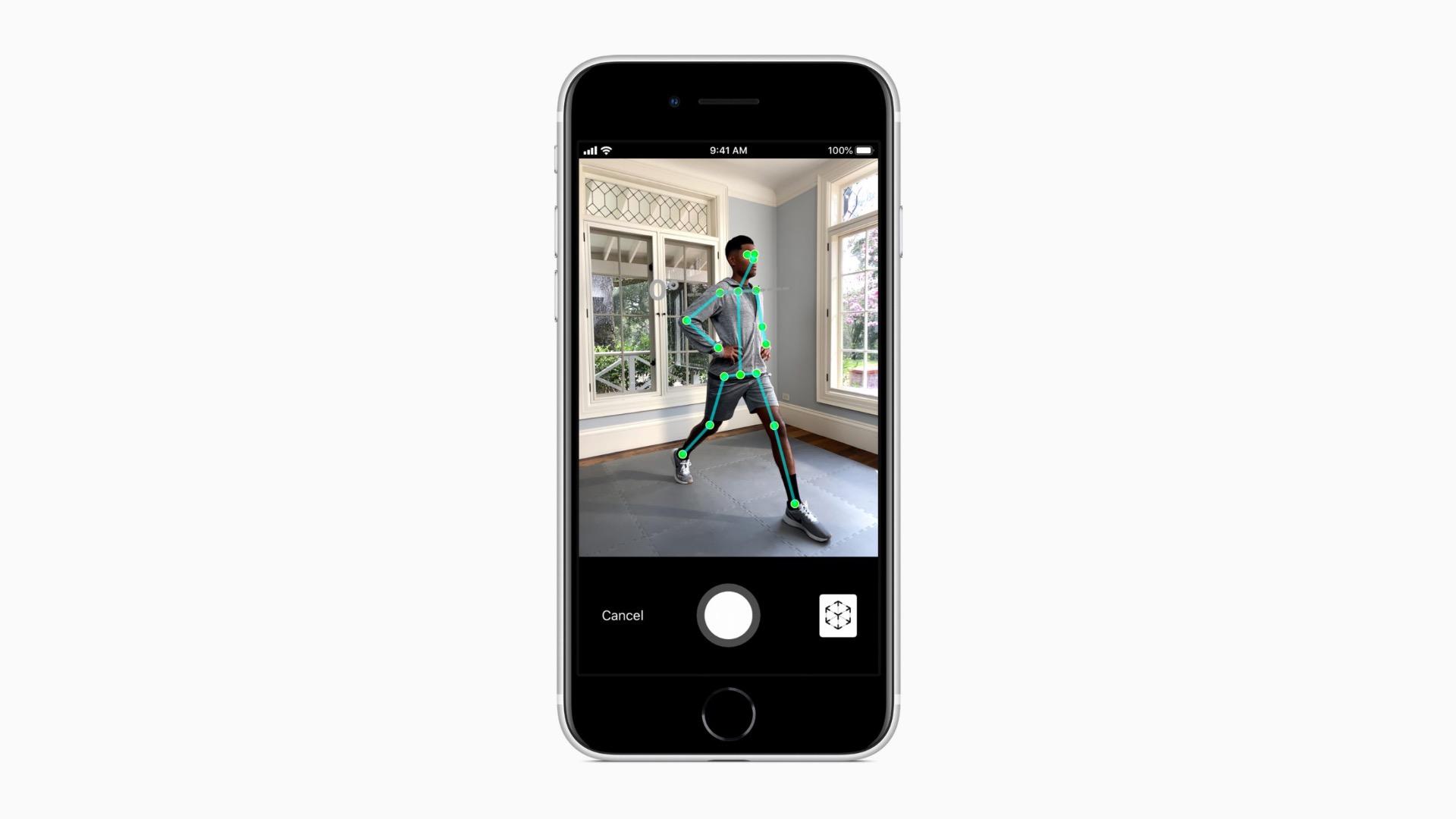 iPhone AR Neural Engine