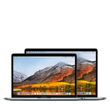 MacBook Pro<br>Touch Bar
